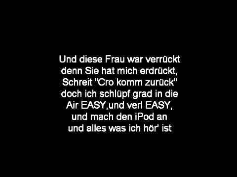 Cro-Easy lyrics