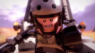 Lego Star Wars - Agent Kallus a Stormtrooperi