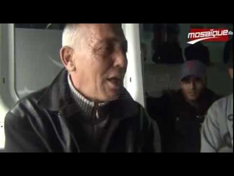 image vidéo  تسليم 3 من جثامين شهداء أحداث جندوبة إلى ذويهم