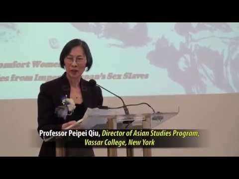 Prof. Peipei Qiu's Author Talks on