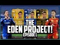 THE EDEN PROJECT! #1 - NEW SERIES! | FIFA 14 Ultimate Team