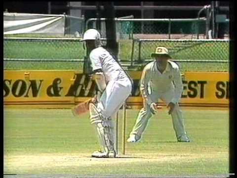 Aravinda DeSilva vs Australia 167 1989 Gabba