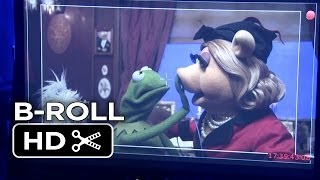 Muppets Most Wanted Complete B-ROLL (2014) Muppets Movie