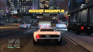 GTA 5 Les Missions #34 Gameplay Commenté [ HD / FR