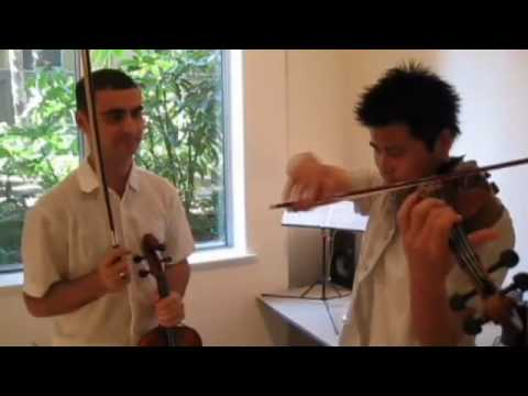 6.5.08. violin vs. viola: the basics