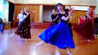 Indian dance group MAYURI - Aaja nach le (draft) view on youtube.com tube online.
