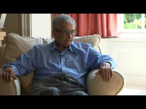 Amartya Sen on India's Contradictions.
