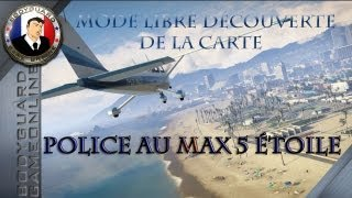 GTA 5 Mode Libre Découverte De La Carte En Avion