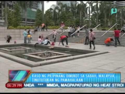 News@6: Kaso ng Pilipinang dinukot sa Sabah, Malaysia, tinututukan ng pamahalaan