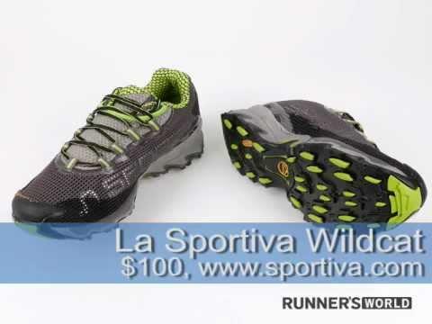 La Sportiva Wildcat - Runner's World Shoe Lab