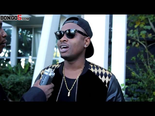 Ommy Dimpoz akiongelea video ya Ndagushima