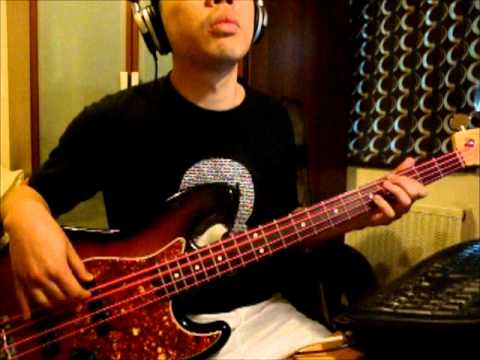 ■5 Gay Bar Electric Six Bass Cover