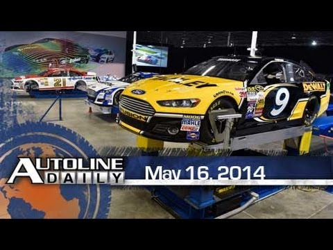 Ford Opens Racing Tech Center - Autoline Daily 1379