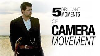 5 Brilliant Moments of Camera Movement