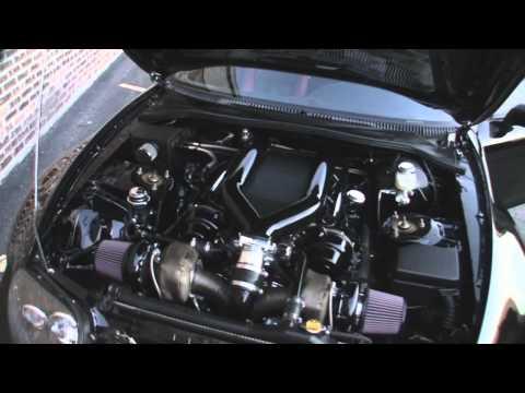 Toyota Supra с двигателем 2UZ-FE Twin TURBO