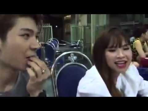 Khởi My và Kelvin Khánh nói ăn đậu nành bị bê đê..!