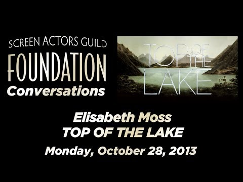 Conversations with Elisabeth Moss of TOP OF THE LAKE