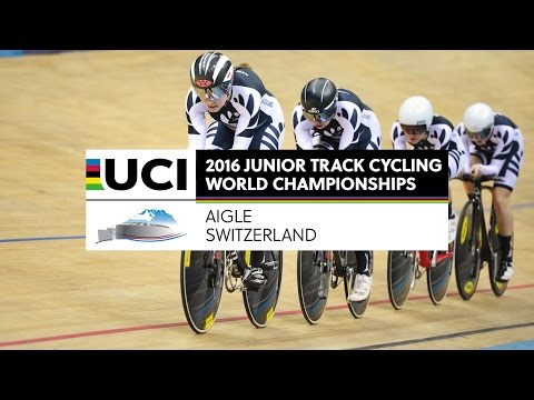 Day 1 - 2016 UCI Junior Track Cycling World Championships