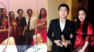 Đến đám cưới, cô dâu nhìn thấy Nhật Kim Anh thì yên lòng, quay sang Ngọc Lan chỉ muốn mời về luôn