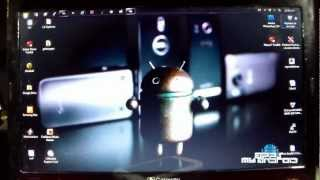 Root & Flash CWM ( Unbrink ) Para LG Optimus Black