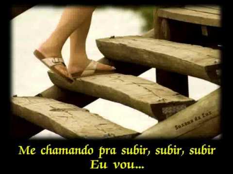 Fernandinho- Vou Subir a Montanha (Playback Legendado)