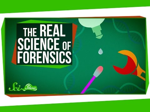The Real Science of Forensics