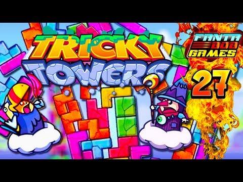 LE RETOUR DES HEROS - Tricky Towers avec Fanta et Bob