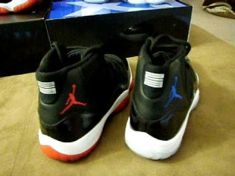 Air Jordan Retro XI 11 Space Jam 2009