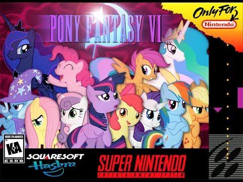 TAP (SNES) Pony Fantasy VI (WoB) Part 5