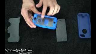 IPhone 5 OtterBox Defender Series Case Review: Best Hard