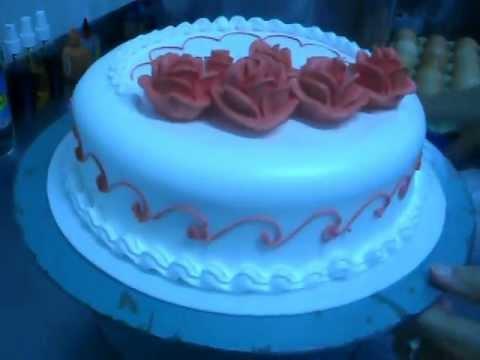 decoracion de pasteles,