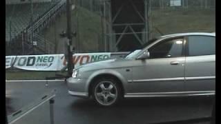 Toyota Yaris TS vs Daewoo Evanda