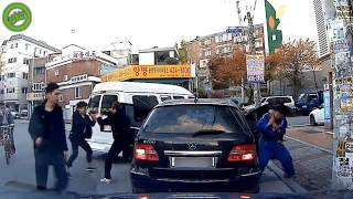 Roadrage in Korea