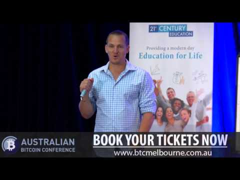 MUST SEE Australian Global Bitcoin Conference Melbourne March 28-29 - 2014 (By Jamie McIntyre)