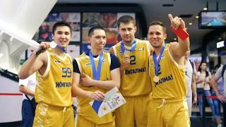 Video report of FIBA CABA Quest Stop 3x3
