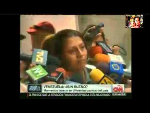 Venezuela: Madre Envia Conmovedor Mensaje al Presidente Nicolas Maduro: Yo No Soy Fascista
