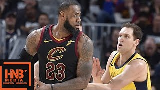 Cleveland Cavaliers vs Indiana Pacers Full Game Highlights / Game 1 / 2018 NBA Playoffs