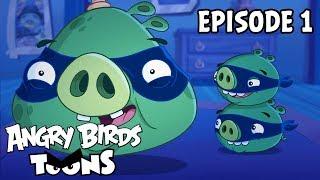Angry Birds Toons - S3 E1 - Kráľovská krádež