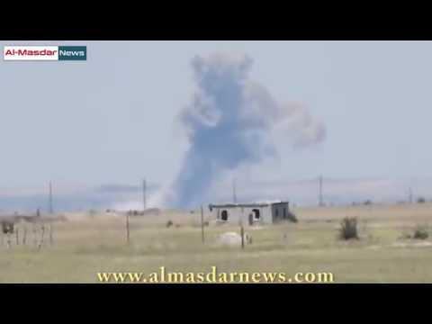 Tình hình Syria: IS tấn công sân bay T-4 thất bại, Raqqa lâm nguy