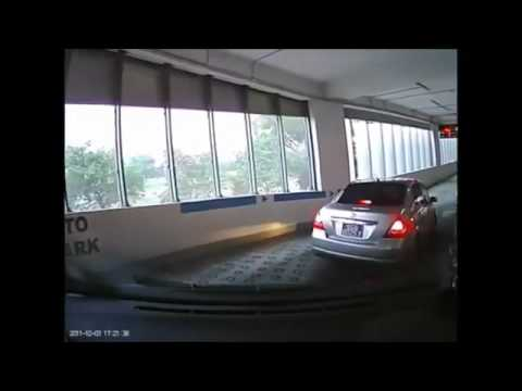Singapore Car Accidents Compilation