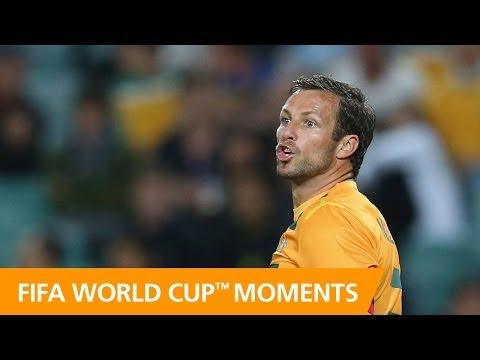 World Cup Moments: Lucas Neill