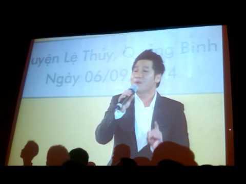 Quảng Bình Quê Ta Ơi - Hát Live không beat bởi Ca Sĩ Trọng Tấn