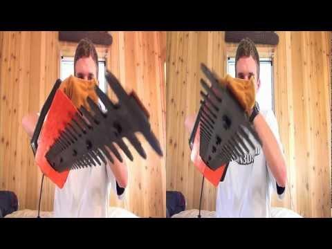 3D Video Nail Gun!!! -h3ZxdxDkEts