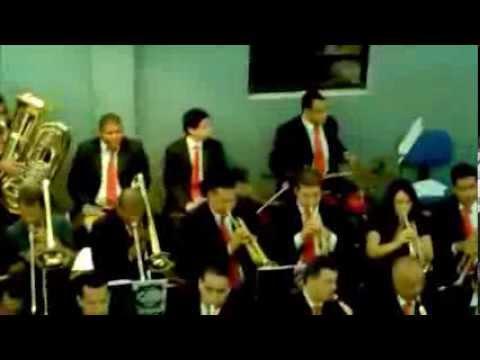 Banda Sons de Jubilo - Pout Pourri nº18 - Cassiane