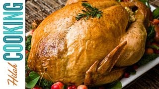 How To Cook A Turkey Easy Roast Turkey Recipe