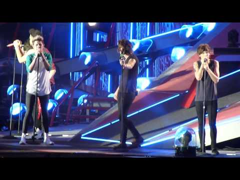 You & I - One Direction @ PARIS Stade de France 21.06.2014