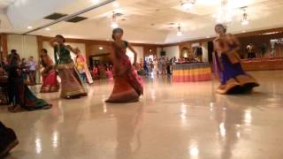 Nisha's Garba Dance