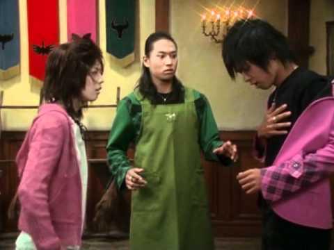 Magiranger - Kai and Houka Body Swap