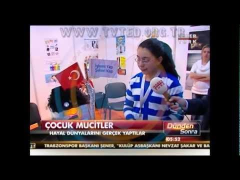 İnovasyon Türkiye Fuarı - Teknoloji ve Tasarım Projeleri - HABERTÜRK