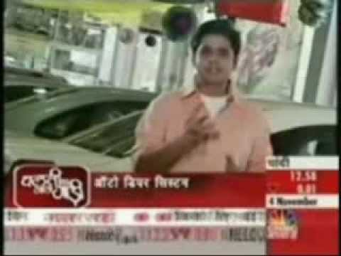 Safe i Auto Dipper - Shreyans at CNBC network18